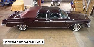Chrysler Imperial Ghia